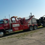 American Towing propeller truck 016