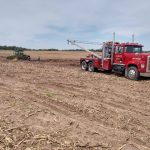 farm equipment towing